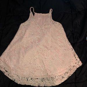 Tops - Light pink top